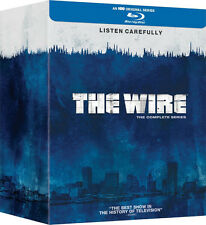 The Wire - Complete Season 1-5 [Blu-ray] *BRAND NEW*