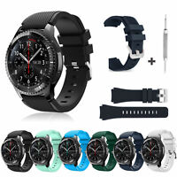 For Samsung Galaxy Watch 46mm /GEAR S3 Band Replacement Wrist Strap Bracelet