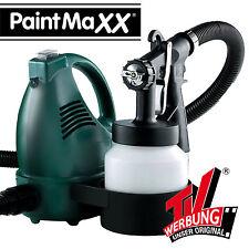 Paint Maxx Premium Farbsprühsystem Farbsprühpistole Farbspritzgerät Lackiergerät