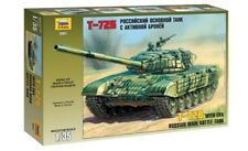Zvezda 3551 - 1/35 Russian T-72B With Era - Neu