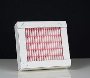 1 x Roos 3700 LG F7 Z-Line Filter Panelfilter Lüftung Heizung