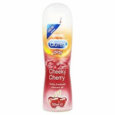 Neu Durex Play Cherry mit Kirscharoma Gleitgel 50 ml Erotik Sex Gel
