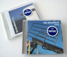 Lot of 2 Ian McCulloch Sliding CD Single part 1 & 2 - Echo & the Bunnymen