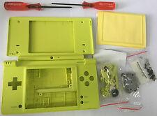 Austausch Ersatz Komplett Gehäuse für Nintendo DSi in Gelb Grün