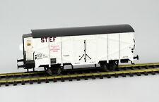 "HERIS 15041 Spur H0 Kühlwagen Fafw  ""STEF"", SNCF, Epoche III, OVP, KKK, NEU!"