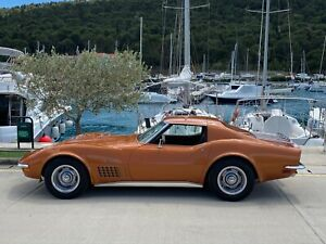Chevrolet Corvette 1971 Stingray, Fantastic original condition! EU registered!