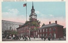 USPC170) PC Independence Hall, Philadelphia, America, unused