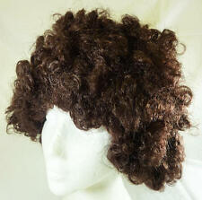 Bristol Novelty Bw192 Pop Wig Budget Brown One Size