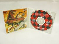 DUNGEON MASTER THERON'S QUEST Item Ref/ccc PC-Engine SCD Grafx Japan Game pe