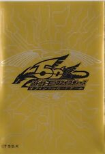 (100) YU-GI-OH Card Deck Protectors 5Ds Duelist Card Sleeves Golden