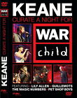 Various Artists - Keane Curate a Night for War child DVD PAL