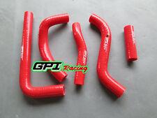 SUZUKI RMZ250 RMZ 250 RM-Z 250 2010 2011 2012 12 11 10 radiator hose RED