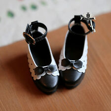 1/3 BJD Shoes Dollfie DREAM bow lolita black shoes MID AOD DOD LUTS SOOM AF EID