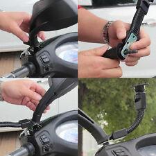 1X Universel Support Guidon Fixation Pr Moto Vélo Téléphone GPS iPhone Portable