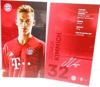AK2019099 + Niklas Süle FC Bayern München Autogrammkarte 2019//2020