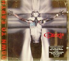OZZY OSBOURNE 'DOWN TO EARTH' 11-TRACK CD
