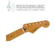 """Fender Roasted Maple Stratocaster Strat Neck 12"""" Maple 22 Jumbo Frets 0990402920"""