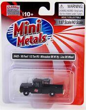 Classic Metal Works Ho F-100 Pickup Milwaukee Cmw30425