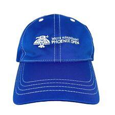 Waste Management Phoenix Open Arizona TPG Scottsdale Golf Blue OSGM Mens Cap Hat