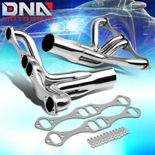 FOR  CHEVY SMALL BLOCK SB V8 IMCA STAINLESS PERFORMANCE HEADER EXHAUST MANIFOLD