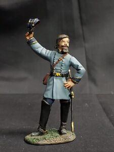 W.Britain 31047 American Civil War Confederate General George Pickett - Britains