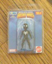 Marvel Super Heros-Secret Wars-Spider Man Black Costume-Mini Bobble Head-2015