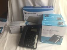 ORCHID PBX 416+ TELEPHONE  SYSTEM with 4 X fixed phones + 1 X Cordless