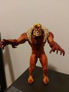SABRETOOTH  Marvel Diamond Select X-men Action Figure Loose