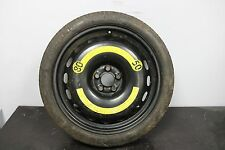 1 x Genuine Volkswagen Golf MK4 / Audi TT MK1 Space Saver Steel Wheel / 5x100