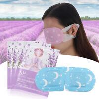 Anti-Puffy Warm Sleeping Patch Self-Heating Sleep Relaxing Steam Eye Mask