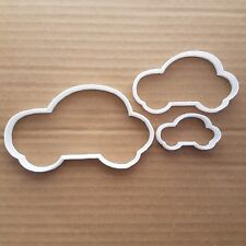Car Cookie Cutter Dough Biscuit Vehicle Pastry Automobile Auto Mobile Shape