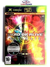 Pal version Microsoft Xbox Dead or Alive Ultimate