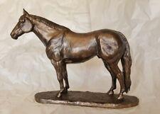 Quarter Horse Sculpture, Statue, Trophy