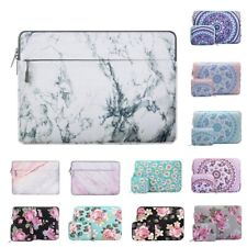 Soft Laptop Bag Sleeve Canvas Notebook Sleeve Bag For Macbook Dell Asus HP Acer