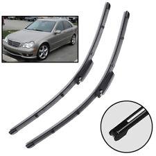Front Wiper Blades For Mercedes C160 C180 C200 C230 C240 C280 C350 C32 C55 W203