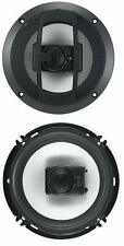 Sold in Pairs - BOSS Audio Full Range 3 Way Car Speakers 300 Watt RMS 6.5 inch