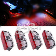 4x Auto porta LED LASER proiettore Logo luce per VW CC GOLF PASSAT EOS SCIROCCO