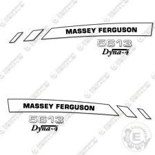 Massey Ferguson 5613 Tractor Decal Kit Equipment Decals