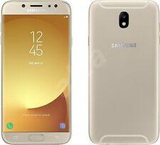"""Totalmente Nuevo Samsung Galaxy J5 2017 SM-J530F Dorado 5.2"""" LTE 16GB 4G Doble Sim Desbloqueado"""