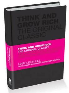 Think And Grow Rich: The Original Classic Text,  Deluxe Edition