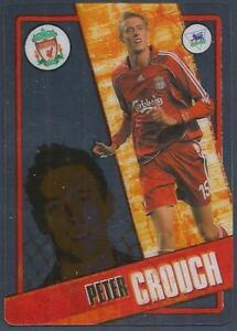 TOPPS I-CARD SERIES 2006-07 #044-LIVERPOOL-PETER CROUCH