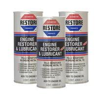 Ametech Restore Engine Restorer Any Good? - read actual testimonials - 3 x 400ml