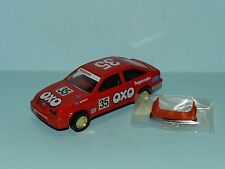 """TRAX 8022 Ford Sierra Cosworth Midecke """"OXO"""" No 35 MINT BOXED"""