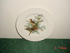 "ALFRED MEAKIN BIRDS OF AMERICA ""CEDAR BIRD"" 9"" PLATE/#45/ENGLAND/CLEARANCE!"