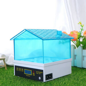 1 PC Egg Incubator Practical Home Use 4 Slots Egg Poultry Hatcher for Chicken