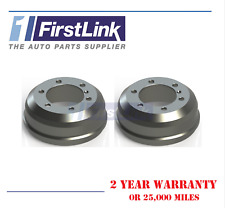 2 LDV 400 Series TRW CONVOY 2.4 2.5 Without ABS SHERPA Rear Brake Drums 1989 >