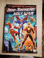 Rann/Thanagar: Holy War Volume 1 DC TPB GN