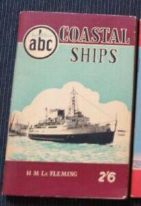 Ian Allan abc Coastal Ships