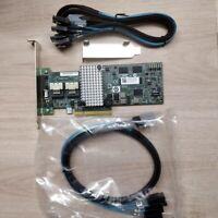 LSI LSI00202+LSI00292 Megaraid SAS 9260-8i+SSD 2.0 Key RAID Controller