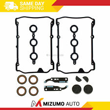 Valve Cover Gaskets Chain Tensioner Cam Seal Plug For Audi Volkswagen 2.8L 30V